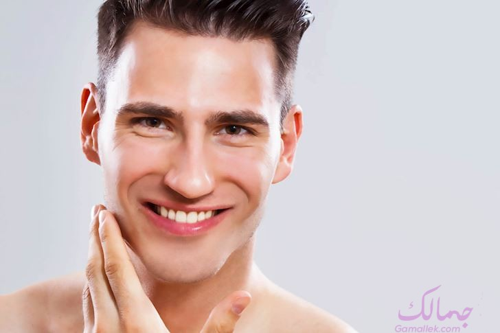 تمارين تنحيف الوجه للرجال والعمليات والطرق مجلة جمالك